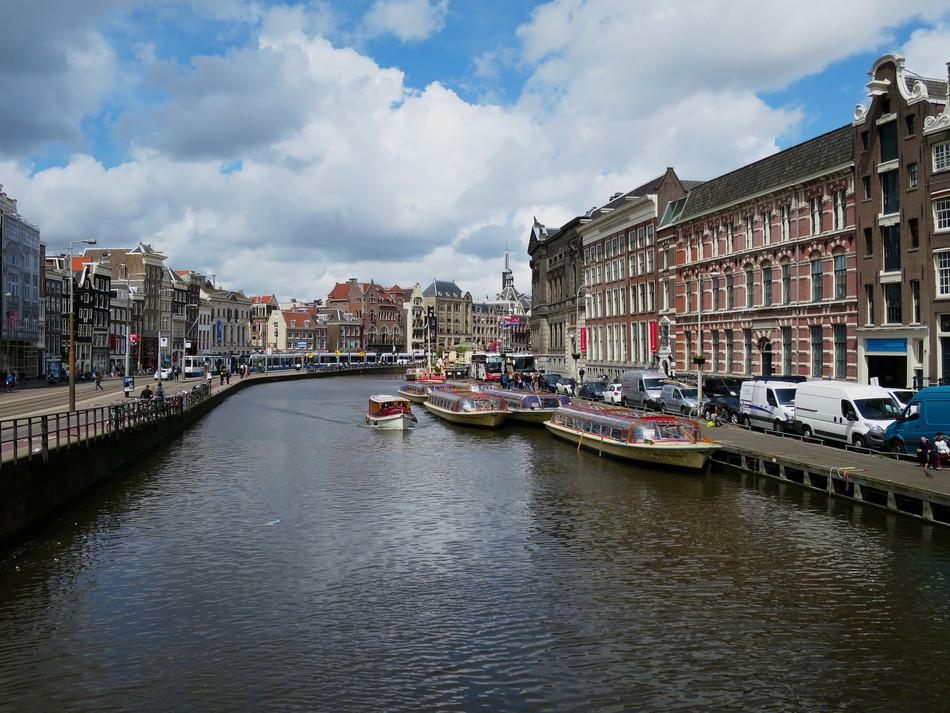 Rendez-vous manqué à Amsterdam