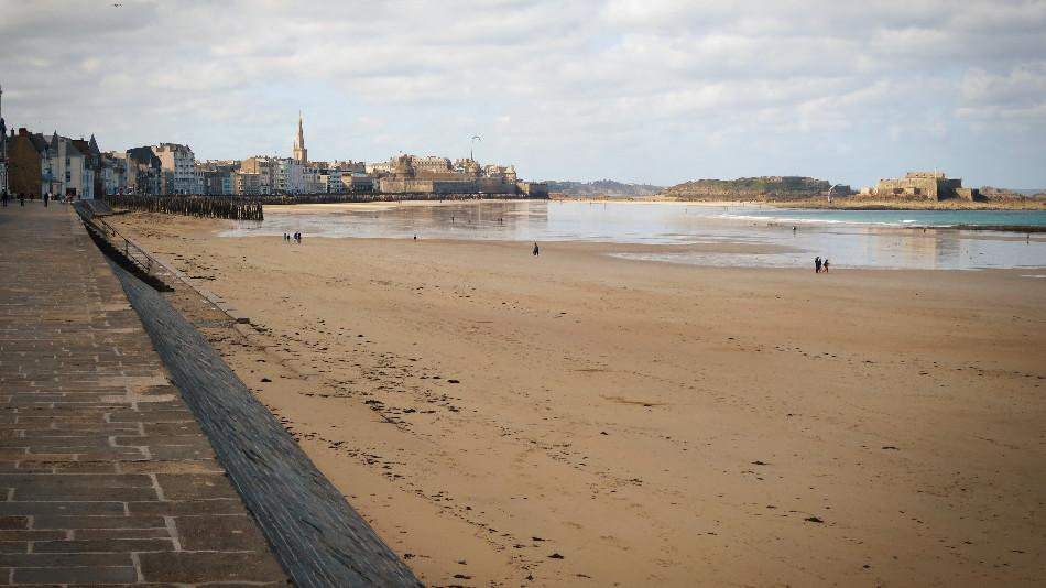Saint-Malo, retour en enfance