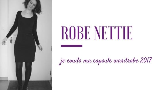 La petite robe noire Nettie